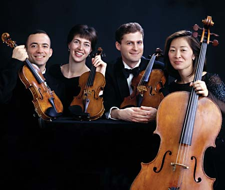2011 Brentano String Quartet Dates