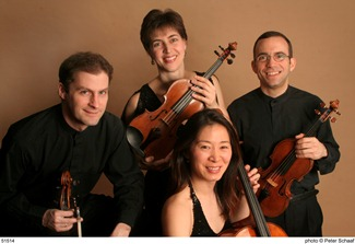 Dates 2011 Brentano String Quartet