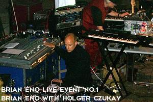 2011 Brian Eno Dates