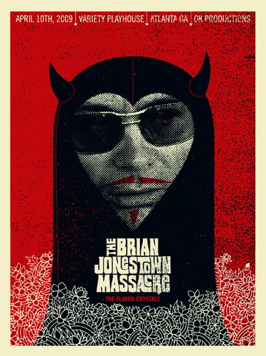 Brian Jonestown Massacre 2011 Show