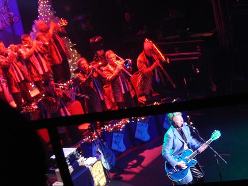 Brian Setzer Orchestra Concert