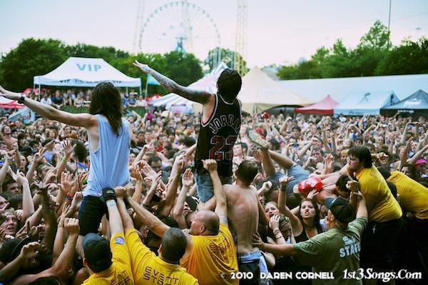Dates 2011 Bring Me The Horizon Tour