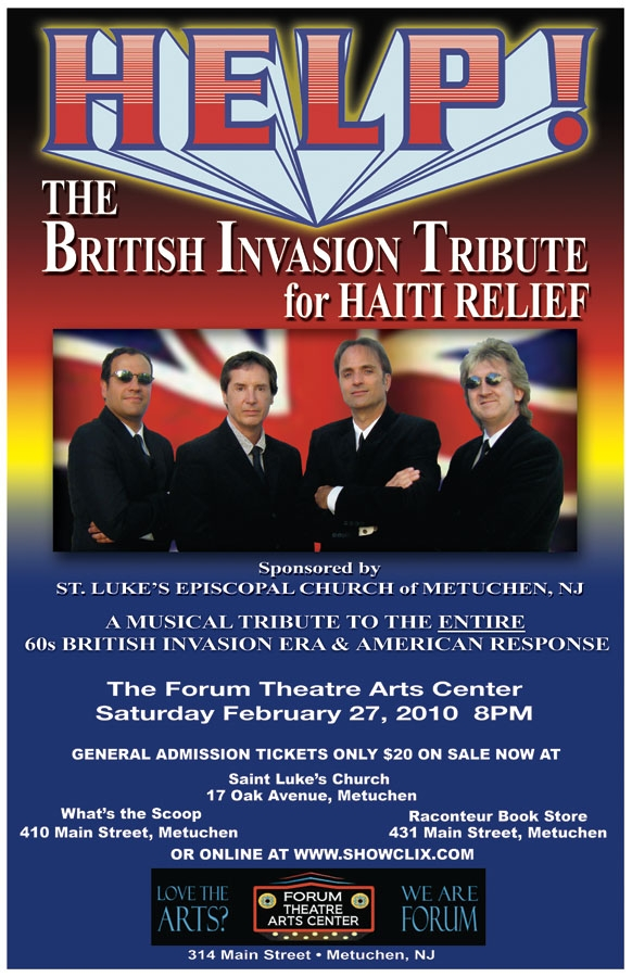 British Invasion Tickets