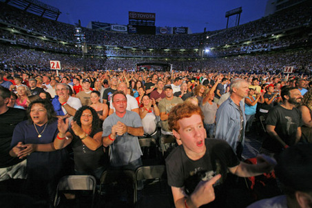 Bruce Springsteen 2011