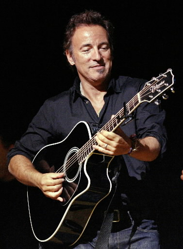 Dates Bruce Springsteen 2011