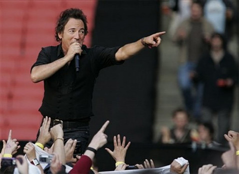 Tickets Bruce Springsteen