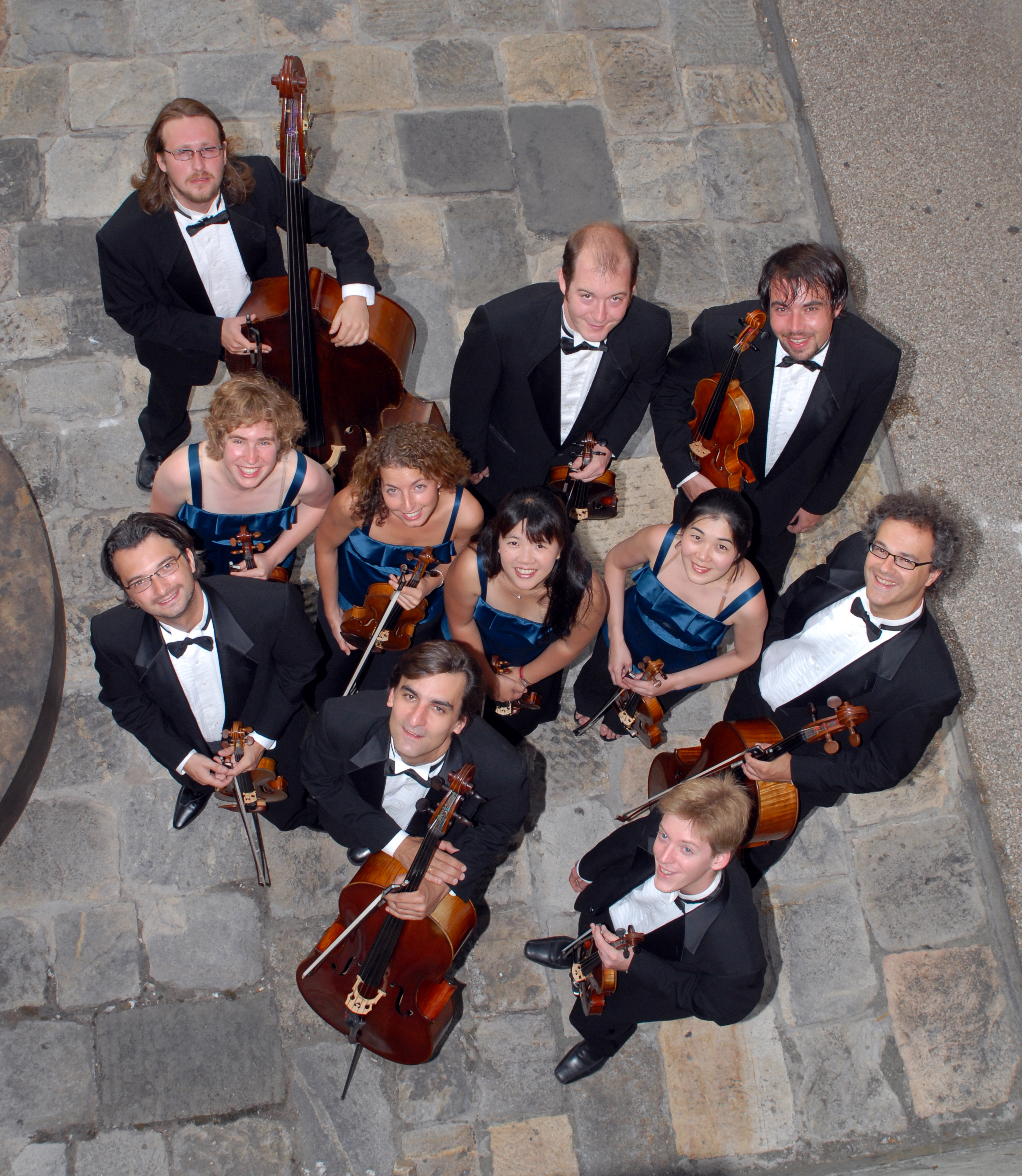 Brussels chamber orchestra cary tickets 2017 brussels for Chambre orchestra