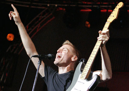 2011 Bryan Adams Tour Dates
