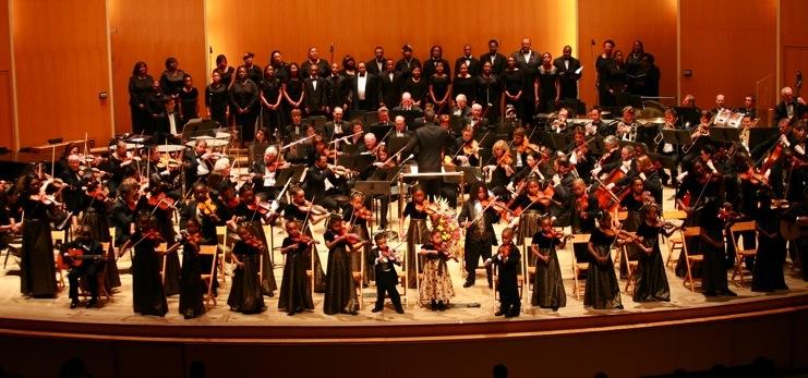 Buffalo Philharmonic Orchestra 2011