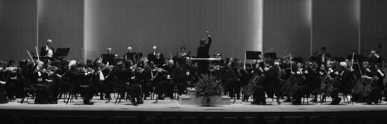 Buffalo Philharmonic Orchestra 2011