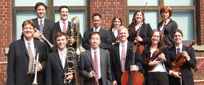 Show Buffalo Philharmonic Orchestra 2011