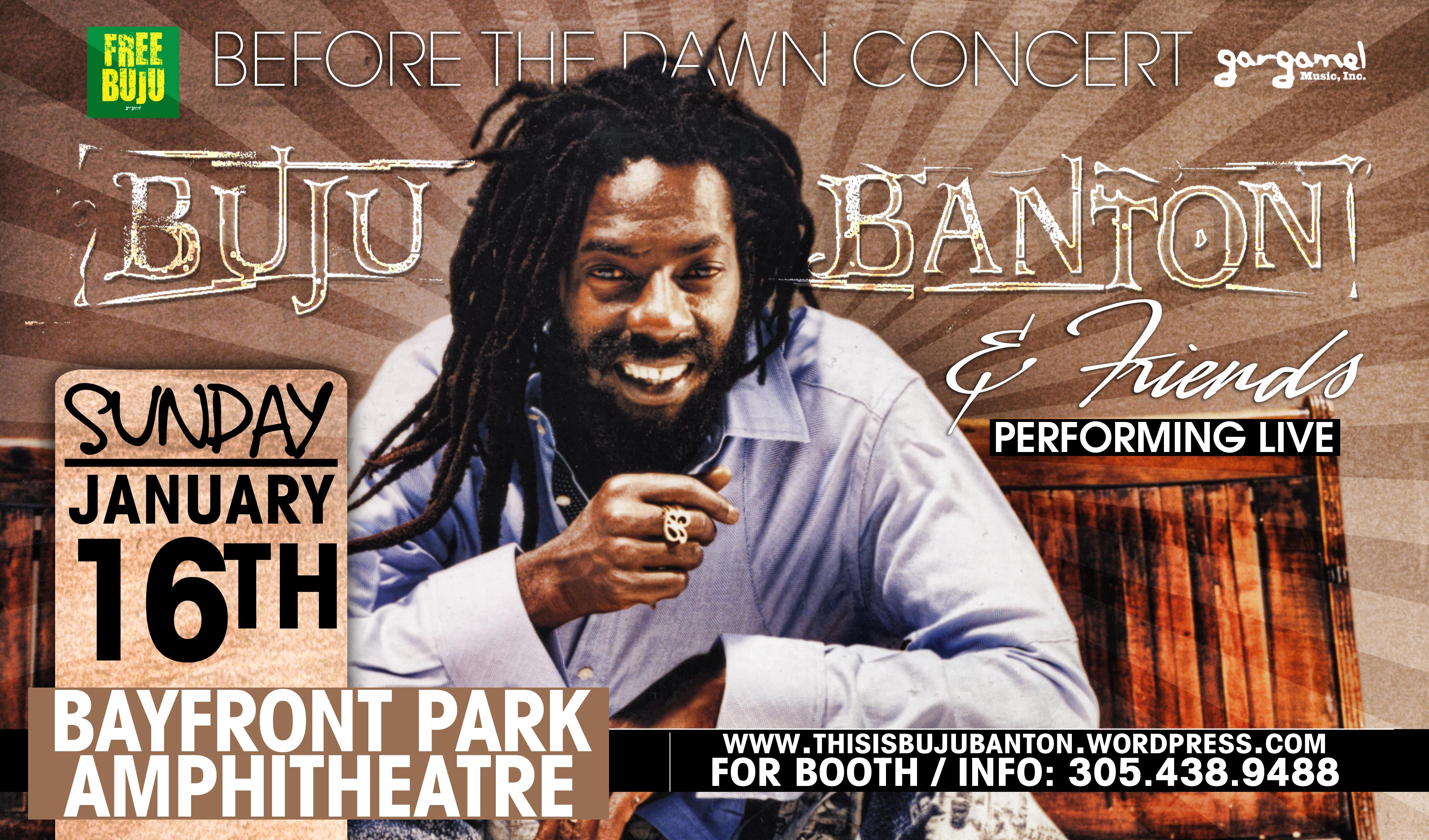 Buju Banton Concert