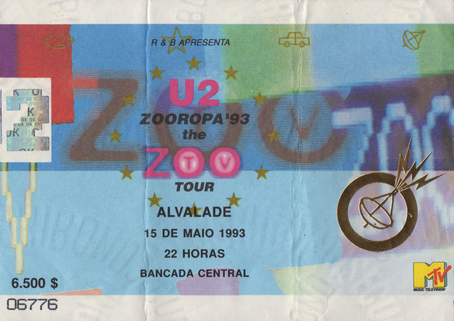 Concert Tickets 2011 on Cabas 2011