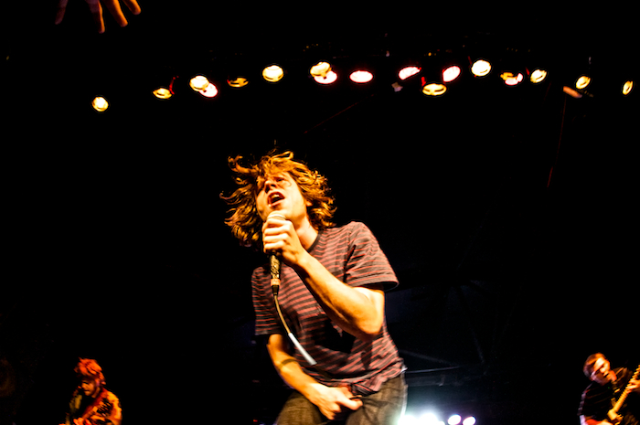 Cage the elephant tour dates in Perth