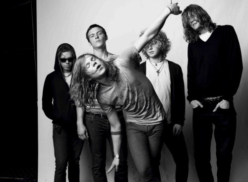 Tickets Show Cage The Elephant
