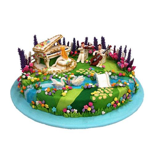 Cake Concert