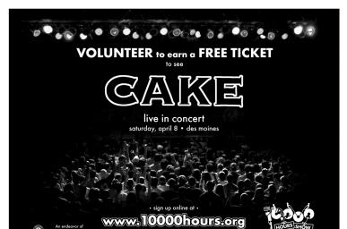 Cake Dates 2011