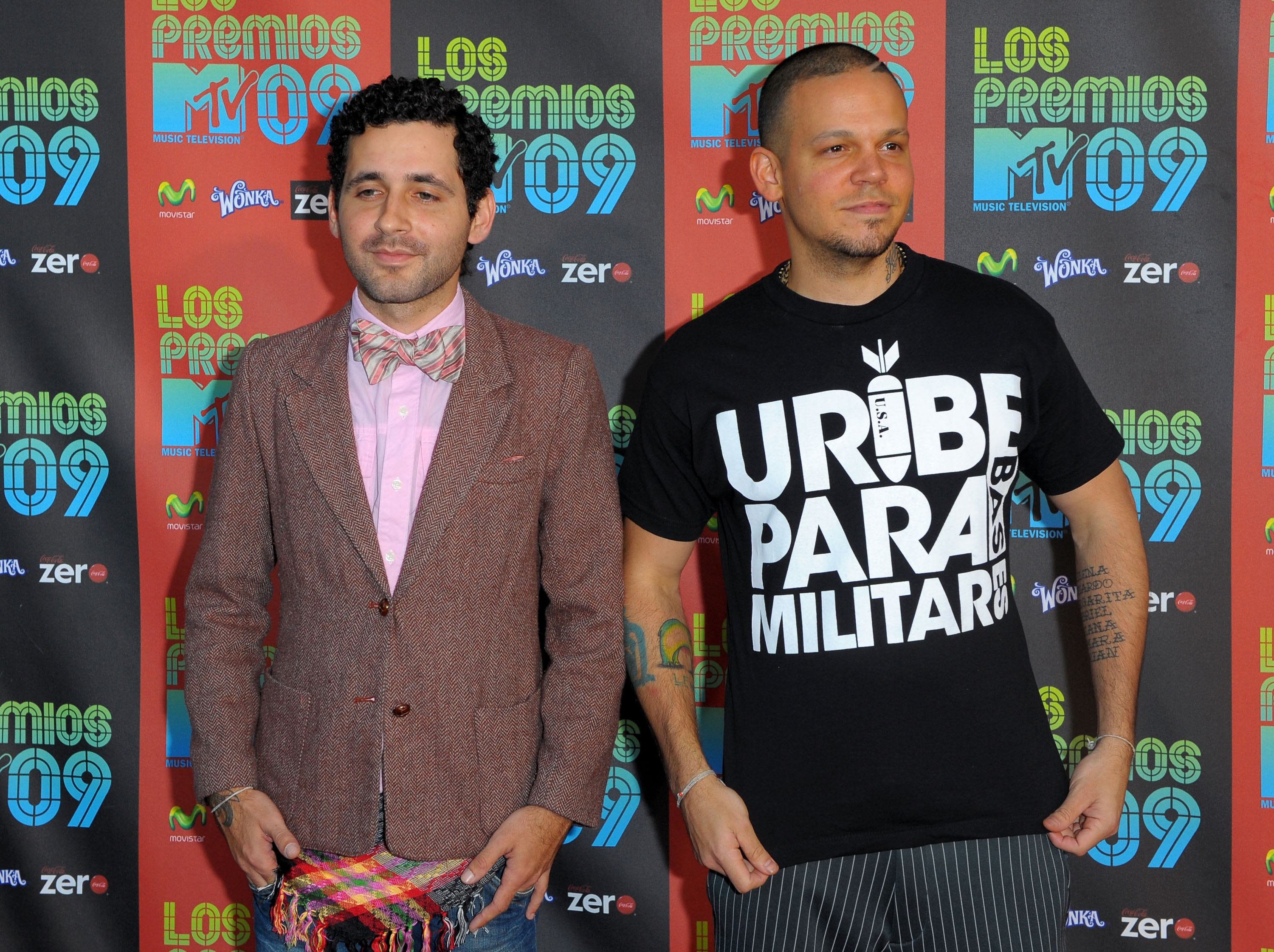 Calle 13 Tickets Los Angeles