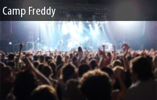 Camp Freddy Roxy Theatre Ca Tickets