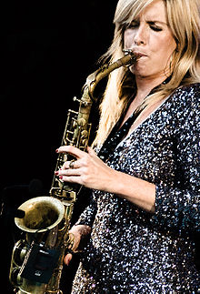 Candy Dulfer 2011 Show
