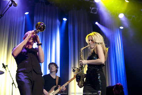 Candy Dulfer Show 2011