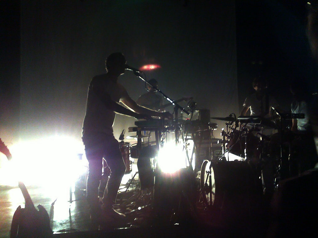 Caribou 2011 Show
