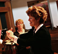 Concert Carolyn Eynon Singers