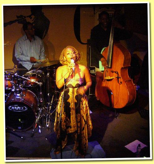 Cassandra Wilson Arlene Schnitzer Concert Hall