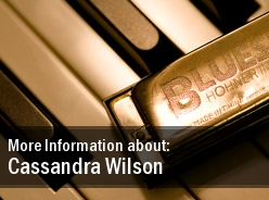 Cassandra Wilson Seattle