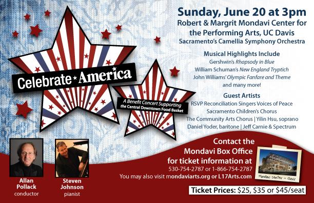 Celebrate America Tickets Show