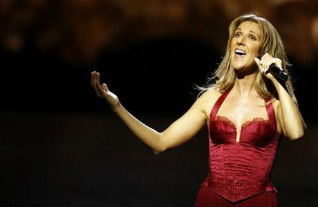 Show 2011 Celine Dion