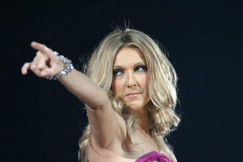 Show Celine Dion 2011