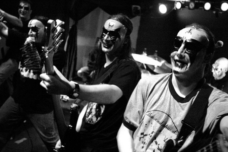Cephalic Carnage Concert