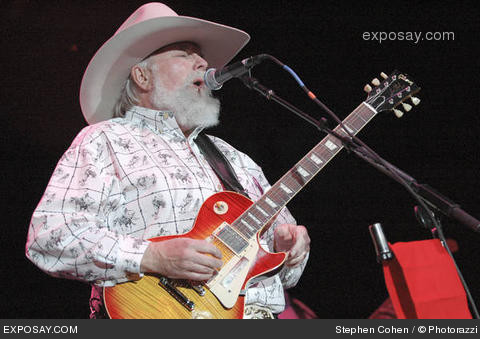 Charlie Daniels Band Tickets Durant