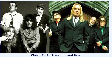Cheap Trick Concert