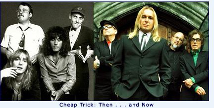Cheap Trick Concert