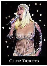 Cher Tickets Las Vegas