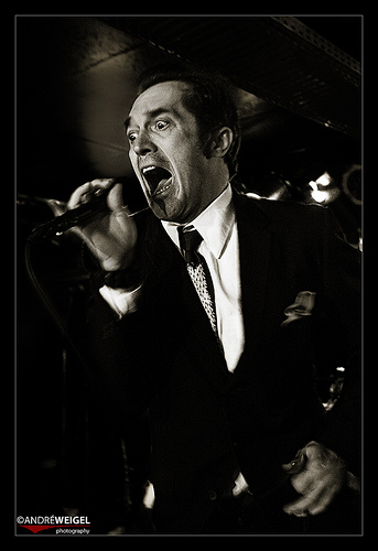 Cherry Poppin Daddies 2011