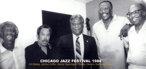 Tour Chicago Jazz Philharmonic 2011 Dates