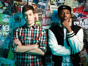 Chiddy Bang 2011 Dates Tour