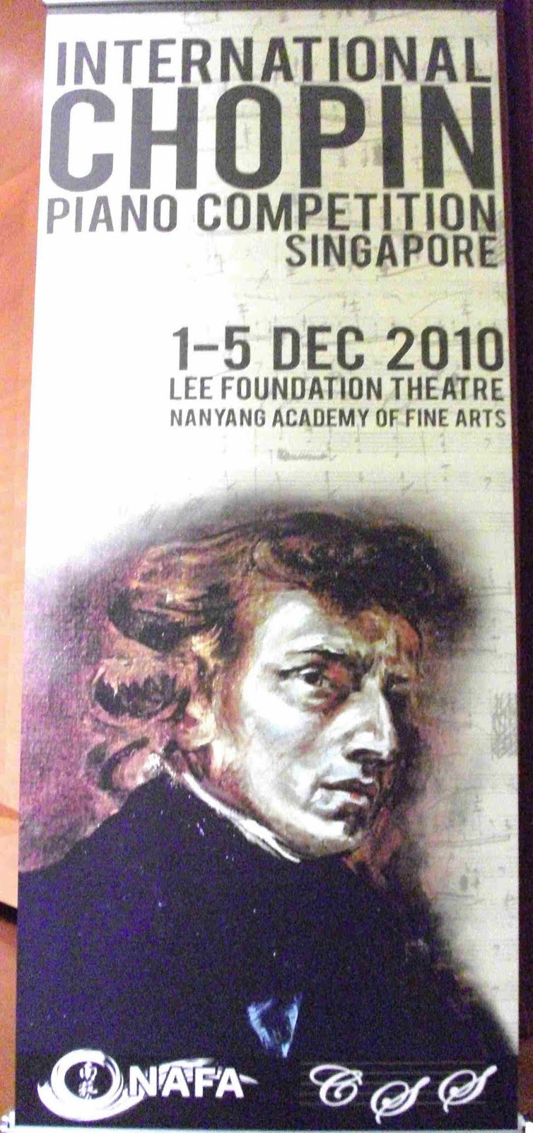 Tickets Chopin Piano Competition