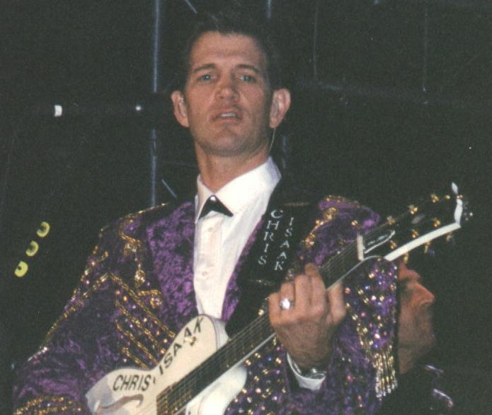Chris Isaak Boston MA