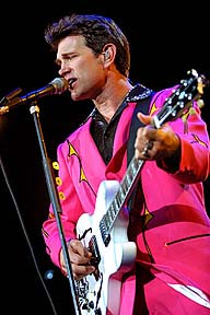 Chris Isaak Boston