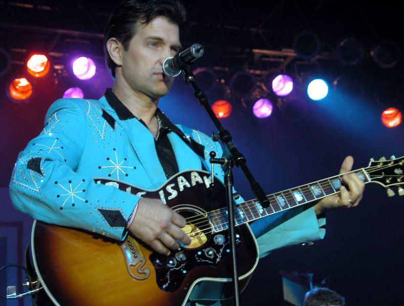Chris Isaak Tickets Boston