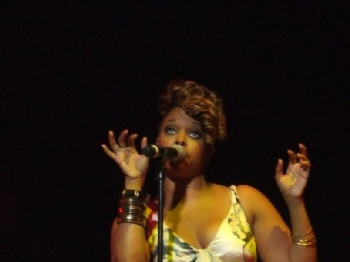 Chrisette Michele Detroit MI