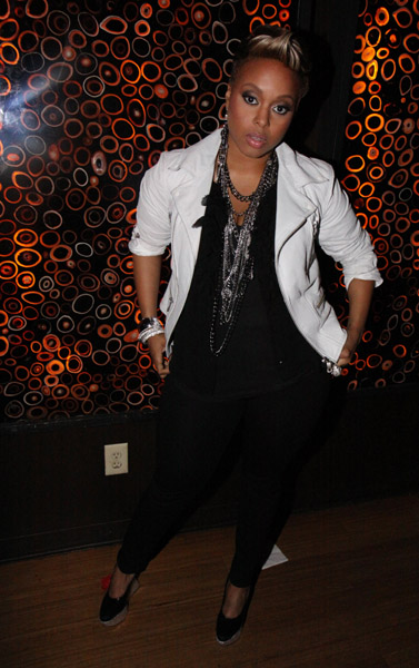 Chrisette Michele West Hollywood