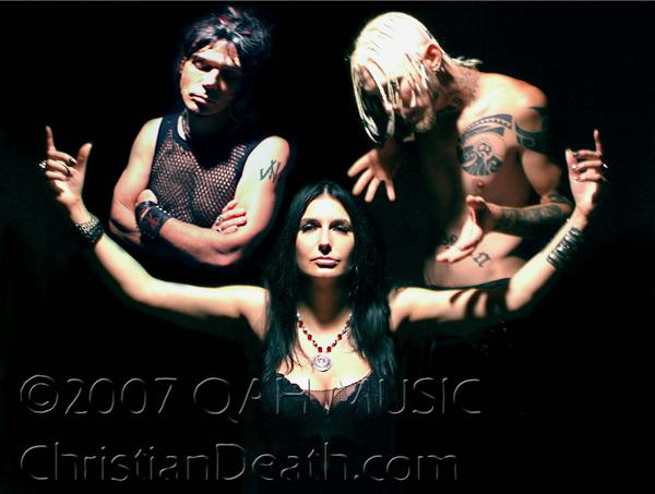 Christian Death Tickets Los Angeles