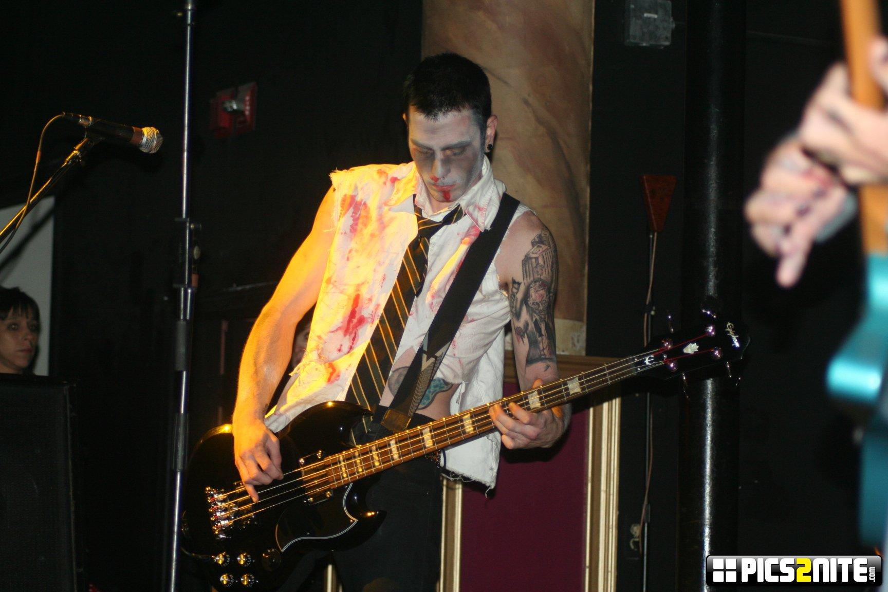 Christian Death Dates Tour 2011