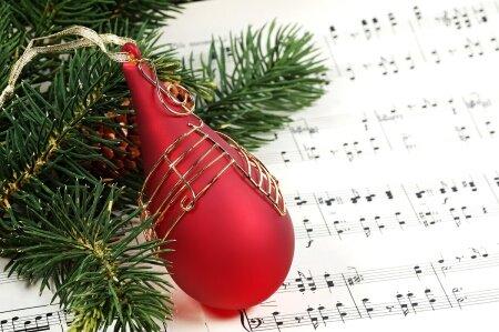 2011 Dates Tour Christmas Carol Singalong