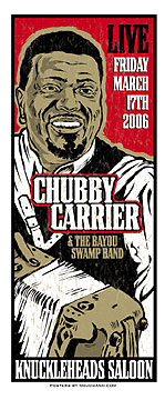Chubby Carrier The Blue Note